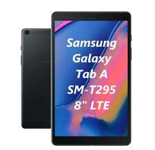 "Samsung Galaxy Tab A 2019 8"" SM-T295 WiFi+4G 32GB+2GB NUOVO ITALIA Tablet Nero"