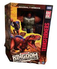 Transformers Maximal T-Wrecks War for Cybertron (WFC-K37) Kingdom Leader Class