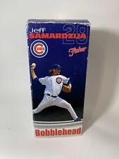 Cub Jeff Samardzija 8 inch 2012 Game Day Promo Bobble Head  with Game Ticket