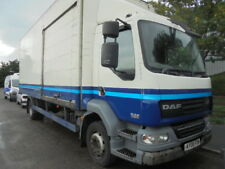 2008 DAF 55-180 13000 KG 2 Axle Rigid Body Diesel Vehicle for Sale