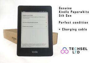 Amazon Kindle PaperWhite (5th Gen)  E-Reader EY21 ** Free Postage **
