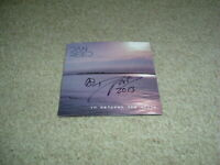 DAN REED - IN BETWEEN THE NOISE - HAND SIGNED - CD ALBUM - BRAND NEW - RARE
