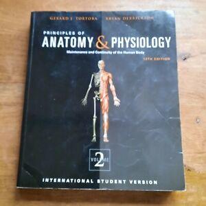 Principles of Anatomy & Physiology Volume 2 - G Tortora, B Derrickson - Plus 1