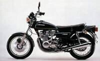 KAWASAKI Z1000 KZ1000 KZT00A 1978 FRONT &   REAR STAINLESS BRAIDED BRAKE KIT KZ