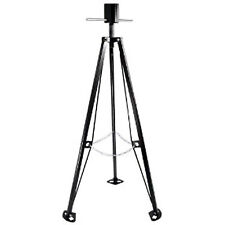 Eaz Lift King Pin 5th Wheel Stabilizer Tripod Jack, 38.5 to 50 Inches(For Parts)