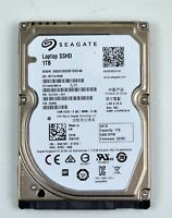 "Seagate SSHD ST1000LM014 1TB SATA 64MB 2.5"" Laptop Solid State Hybrid Hard Drive"