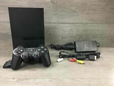 New listing Sony Playstation 2 Bundle w/cables and controller
