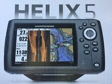 Humminbird  HELIX 5 SI GPS Fish Finder Chartplotter, Down Imaging & Side Imaging