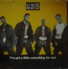 MN8: I've Got A Little Something For You PROMO w/ Artwork MUSIC AUDIO CD Oji Mix