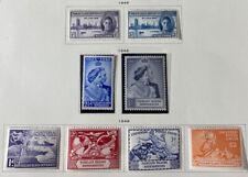 FALKLAND ISLANDS  Dependencies  Beautiful Mint Sets 1946 - 1949 AG