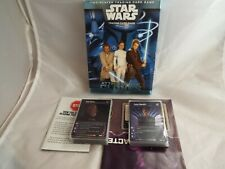 STAR WARS TCG TWO PLAYER ATTACK OF THE CLONES STARTER DECK