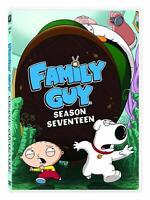 Family Guy Season 17 DVD 2019 NEW FREE SHIPPING preorder