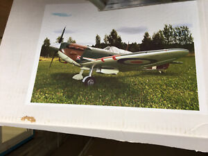DB SPORTS & SCALE SPITFIRE MK1 Wing Are Built