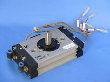 SMC CDRQB30 Rotary Actuator with 2 auto switches