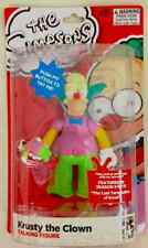 THE SIMPSONS - KRUSTY TALKING ACTION FIGURE