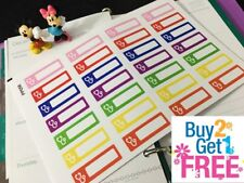 PP056 -- Small Doctor Reminders Life Planner Stickers for Erin Condren (28 pcs)
