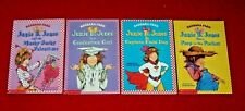 Junie B. Jones Chapter Books 14 15 16 17 Barbara Park 2nd Grade Level M