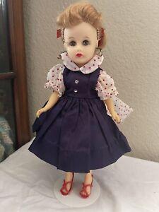 "Arranbee 10 1/2"" Miss Coty Doll In #133 Taffeta Dress"