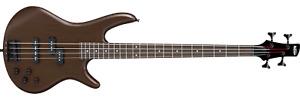 Ibanez GSR200B-WNF Gio SR series Electric Bass Guitar (Walnut Flat) GSR200BWNF