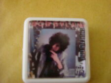 3 BOB DYLAN ALBUM BADGES / PINS FREE POSTAGE IN THE UK