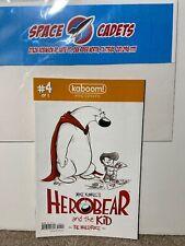 Herobear And The Kid #4 Inheritance  2013  Boom Kaboom Comic Book