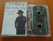 George Benson - Midnight Moods Very Good (Cassette 1991)