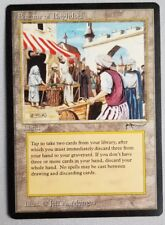 Vintage Magic | MTG Arabian Nights Bazaar of Baghdad | NM/Mint, OLD SCHOOL!!!