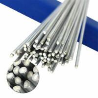 50PCS Low Temperature Aluminum Welding Solder Wire Brazing Repair Rods New