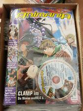 Animania Comic Heft mit DVD 06/2006 NEU eingeschweißt deutsch