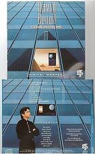 DAVID BENOIT urban daydreams CD ALBUM 1989 GRP-9587-2