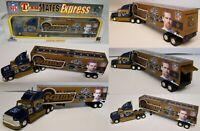 2000 St. Louis Rams KURT WARNER Die cast Truck Trailer Scale 1:80 Collectibles