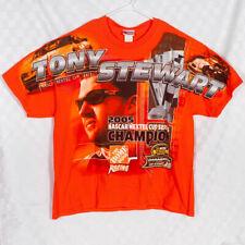 NASCAR Tony Stewart Mens T Shirt Size 2XL Chase Orange