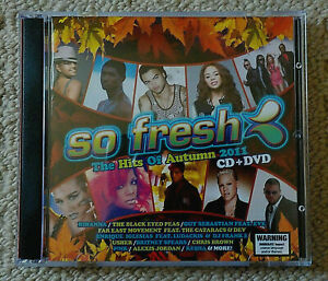 So Fresh - The Hits of Autumn 2011 - CD+DVD COMPILATION [USED - VGC]