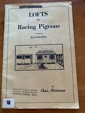 Vintage Lofts For Racing Pigeons Illustrated Chas Heitzman