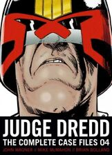 Judge Dredd 4 : The Complete Case Files, Paperback by Wagner, John; McMahon, ...