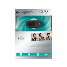 Logitech HD Webcam C270  Farbe Audio Hi-Speed USB Web-Kamera