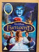 Enchanted DVD 2007 Walt Disney Princesse Film Classique Largeur / Amy Adams