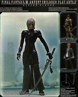 ACTION FIGURES - Final Fantasy VII Advent Children Play Arts 2 - No.7 Kadaj NEW
