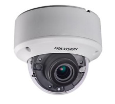 Hikvision 3MP WDR Motorized VF Vandal Proof EXIR External Dome Camera Analog HD