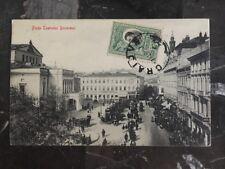 1907 Craiova Romania postcard Picture cover to Lancaster PA USA