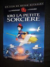 KIKI la petite sorciere   !  affiche cinema animation manga Hayao Miyazaki