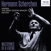 Hermann Scherchen : Hermann Scherchen Conducts the Great Gustav Mahler CD Box