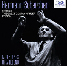 Milestones of a Legend: Hermann Scherchen conducts the Great Gustav Mahler Edition (2018)