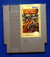 P.O.W.: Prisoners of War (Nintendo Entertainment System, 1989)