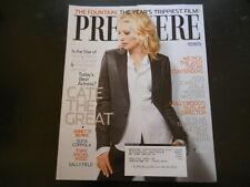Cate Blanchett, Annette Bening, Hal Ashby, Sally Field - Premiere Magazine 2006