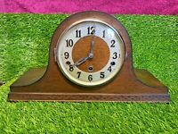 Antique Mantle Clock Westminster and quarter hour chime Belfast 1912 working