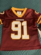 Washington Redskins Ryan Kerrigan Football Boys 2t Jersey NFL Toddler