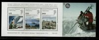 Greenland Sc 526a 2008 Science stamp souvenir sheet mint NH