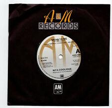 (U70) Rita Coolidge, Mean To Me - 1975 - 7 inch vinyl A1/B1