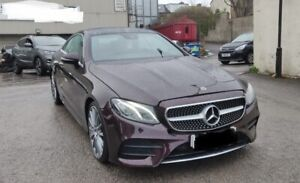 MERCEDES-BENZ E CLASS COUPE W238 FRONT END BREAKING